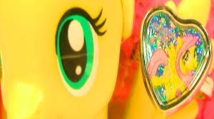 my pony earrings my pony friendship is magic rings earrings fluttershy gets