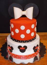 Red Minnie Mouse Cake Decorations Minnie Mouse Cake Red Minnie Mouse Cake Hope U0027s Sweet Cakes