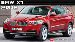 new 2018 bmw x6 price 2018 bmw x7 review rendered price specs release date youtube
