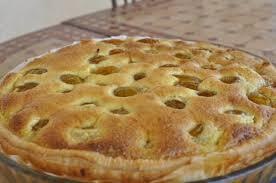 cuisine facile a faire tarte facile aux mirabelles façon nany la cuisine simple de nany