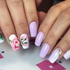 acrylic nails the best images bestartnails com