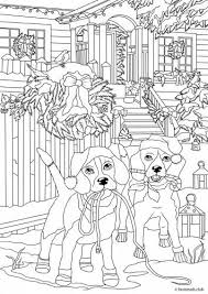christmas coloring pages for grown ups free printable christmas coloring pages for adults halloween