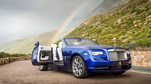 rolls royce gold and red rolls royce dawn 2017 review by car magazine