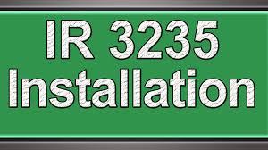 canon ir3235 installation youtube