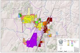 Austin Zoning Map by Location Buda Edc