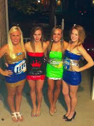 bud light vendor costume perfect college halloween costume beer miller light bud select