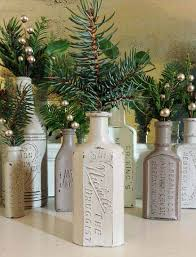 Bottle Decoration For Christmas by 25 Amazing Vintage Christmas Decorating Ideas