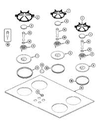 Jenn Air Gas Cooktop Troubleshooting Parts For Jenn Air Ccg2423b Cooktop Appliancepartspros Com