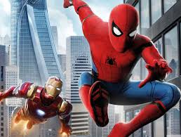 spot iron spider armor spider man homecoming