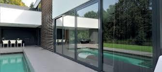 Aluminum Patio Door Collection In Aluminum Patio Doors Wood And Aluminum Exterior
