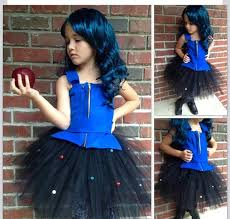 evie costume evie tutu costume disney descendants costumes