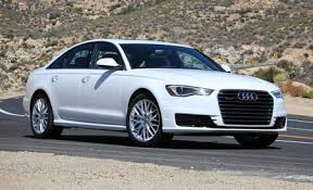 audi a6 what car audi a6 reviews audi a6 price photos and specs car and driver