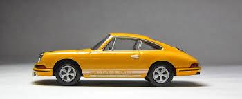 Porsche 911 Vintage - fuch en great the tomica limited vintage porsche 911 in yellow