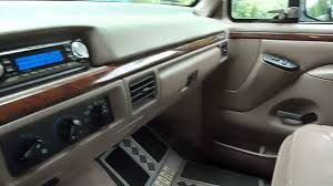 bronco car 1996 1996 ford bronco youtube