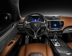 maserati spa interior maserati big new design concept