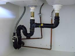 laundry drain pipe installation installing sink plumbing bathroom