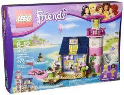 amazon com lego friends 41094 heartlake lighthouse toys u0026 games