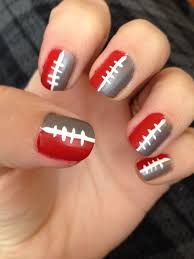 best 25 ohio state nails ideas on pinterest ohio state football