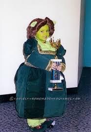Fiona Halloween Costume Ogre Fiona Costume