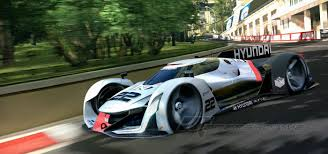 hyundai supercar hyundai n 2025 vision gran turismo leading the next generation