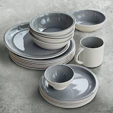 jars cantine 16 dinnerware place setting williams sonoma