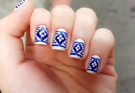 neon tribal nail art by the crafty ninja youtube 60 most stylish