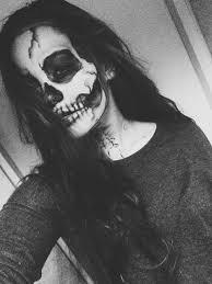 halloween makeup uploaded by amelie on we heart it