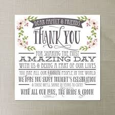 thank you wedding cards wedding thank you cards wedding table thank you cards