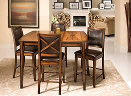 raymour and flanigan dining room sets counter height dining