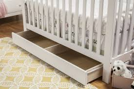 Convertible Cribs With Storage Baby Cribs With Storage Underneath Crib Ideas
