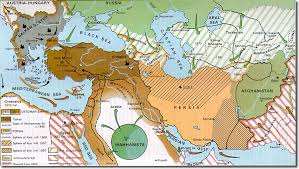 middle east map hungary the empire in the middle east