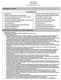Sample Resume Of Hr Generalist by Hr Generalist Resume Technical Recruiter Sample Resume Sample