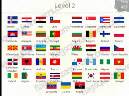 Asia Map Quiz Game by Flags Quiz Answers Level 2