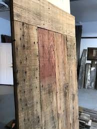 Reclaimed Wood Barn Doors by Reclaimed Wood Authent Barnwood Longmont The Reclaimed Wood Blog