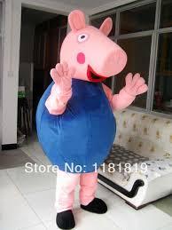 Halloween Costumes Peppa Pig Buy Wholesale George Pig Costume China George Pig