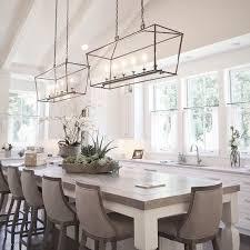 Kitchen Table Pendant Lighting Interesting Stylish Kitchen Table Lighting Best 25 Kitchen
