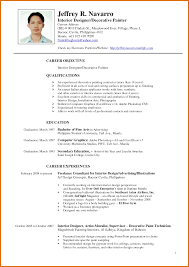 latest resume examples performance resume resume example resume
