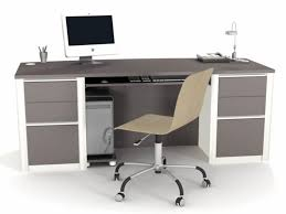 Glass Top Desk With Keyboard Tray Desks Malm Desk With Pull Out Panel Instructions Ikea Regard To