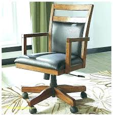 wood desk chair with wheels desk chair wheels replacement madebytom co