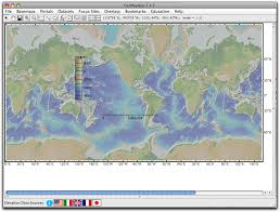 Map Scales Part 1 U2014download Geomapapp And Explore The Seafloor Near The