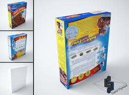 pillsbury chocolate cake mix 3d cgtrader