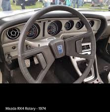 old car owners manuals 1986 mitsubishi chariot instrument cluster 1974 mazda rx 4 by mr38 on flickr interior and exterior incl