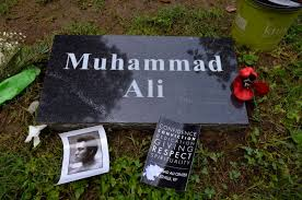 how much does a headstone cost grave embarrassment muhammad ali s headstone cost less than 500
