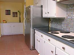 Before And After White Kitchen Cabinets Kitchen Remodeling Where To Splurge Where To Save Hgtv