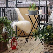 Decorating Small Patio Ideas 15 Green Decorating Ideas For Small Balcony Spring Decorating