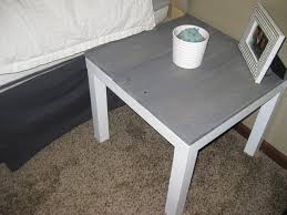 Ikea End Table Hack Diy Ikea End Table Hack For Under 15 Youtube