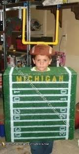 coolest homemade football costumes
