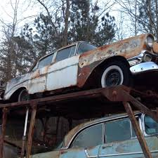 rusty car white background haven u0027t seen everything vintage bow tie hauler