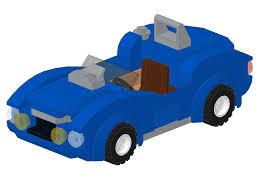 subaru lego brickshelf gallery vehicles and stuff
