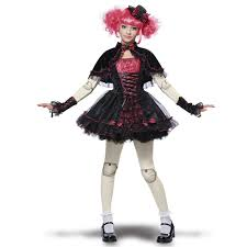 buy victorian doll costume for tweens